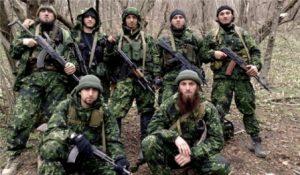 11 Tentara Penjajah Rusia Terbunuh dan Terluka oleh Mujahidin Chechnya