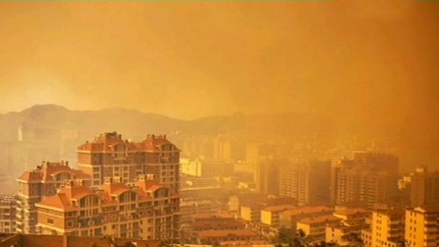 Iran Dihantam Gelombang Panas 72 Derajat Celcius