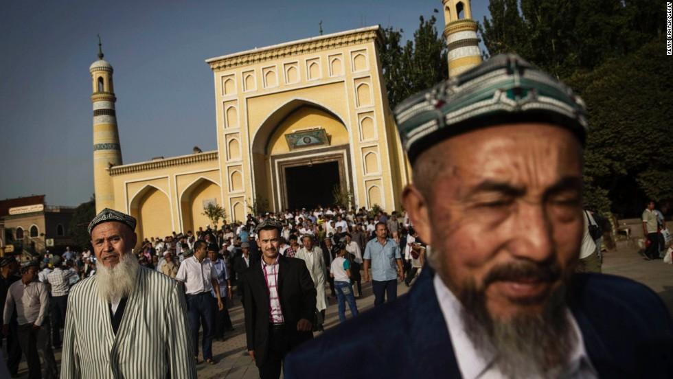 China Larang Puasa Ramadhan Bagi Muslim Uyghur di Xinjiang