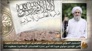 Syeikh Ayman al Zawahiri Bersumpah Setia kepada Amir Baru Taliban, Syeikh Mullah Haibatullah Akhundzada