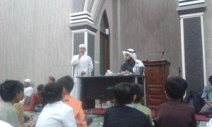 Safari Ramadhan Syeikh Palestina ke Tasikmalaya