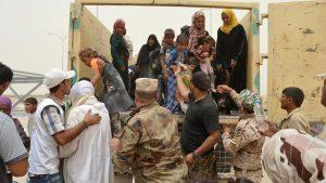 PBB Desak Masyarakat Internasional Bantu Warga Sipil Fallujah