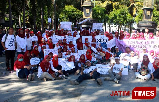 HTTS Jember: Korban Rokok adalah Pemuda Generasi Penerus Bangsa!