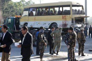 Serangan Bom Taliban Tewaskan 14 Pasukan Nepal di Kabul