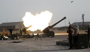 IS Mulai Kehilangan Banyak Wilayah dalam Pertempuran di Suriah dan Irak