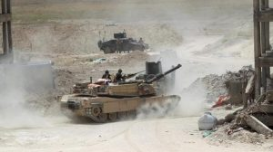 600 Warga Sipil Melarikan Diri dari Benteng IS, Manbij yang Terkepung
