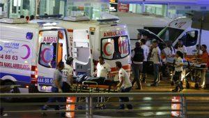31 Orang Tewas dan 147 Terluka dalam Serangan di Bandara Turki