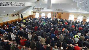 200 Masjid Australia Selenggarakan Shalat Jumat Pekan Pertama Ramadhan