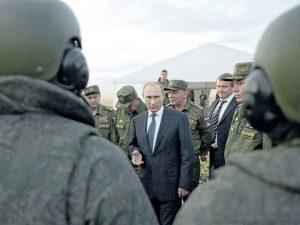Rusia akan Kerahkan Serangan Darat di Suriah sebagai 'Stalingrad'