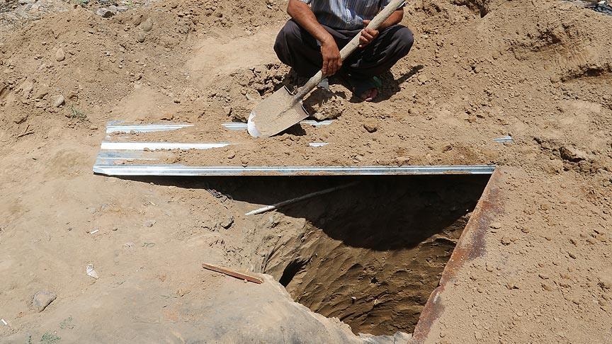 Pasukan Irak Temukan Kuburan Massal di Wilayah yang Dikuasai IS di Fallujah
