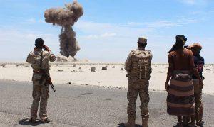 Pesawat Tempur Emirat Arab Jatuh di Yaman, 2 Tewas