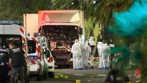 Sopir Truk Serangan di Perancis Diidentifikasi Warga Lokal
