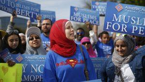 Muslim AS di DNC Ambil Sikap Lawan Islamophobia