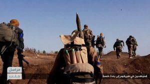 Jabhah Nusrah Serbu Markas Oposisi Dukungan AS