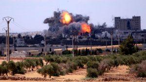30 Lebih Pasukan Rezim Assad Tewas dalam Pertempuran di Utara Aleppo