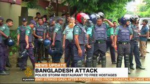 Militer Bangladesh: 20 Sandera Asing Tewas, Sebagian Besar Dipenggal