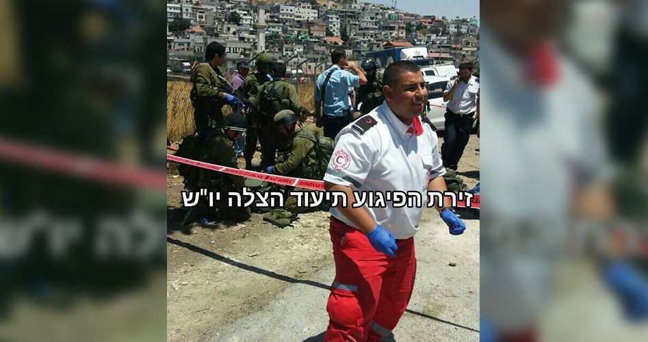 Warga Palestina Diberondong Peluru Zionis Setelah Tikam 2 Serdadu Israel