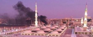 Serangan Bom Meledak di Dekat Masjid Nabawi