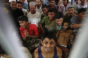 Menlu AS: Myanmar, Pelanggar Perdagangan Manusia Terburuk di Dunia