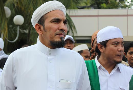 FPI Benarkan Habib Rizieq Dilarang Bepergian dari Saudi