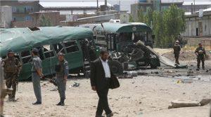 Puluhan Tentara Rekrutan Afghanistan Tewas dalam Serangan Taliban di Kabul