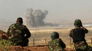 Dua Pemimpin Militer Senior IS Terbunuh dalam Serangan Udara