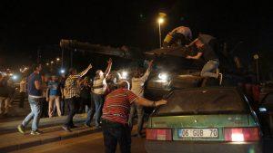PM Turki: Sejumlah Militer Terlibat dalam Upaya Kudeta