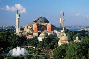 Kumandang Adzan Pertama di Hagia Sophia Istanbul Setelah 85 Tahun Terhenti