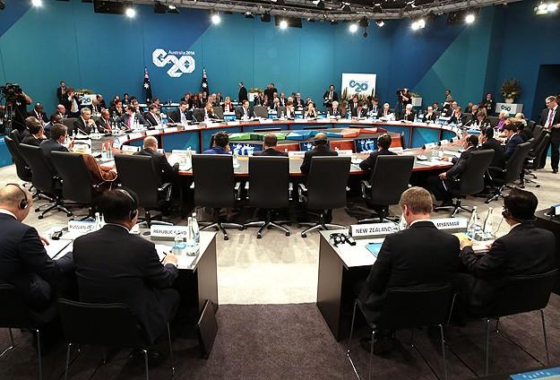 G 20: Brexit Menambah Resiko bagi Pertumbuhan Global