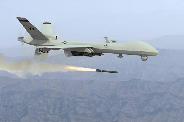 Tujuh Warga Sipil Tewas dalam Serangan Drone AS
