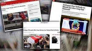 Beginilah Cara Media Barat Memelintir Berita Kudeta Turki