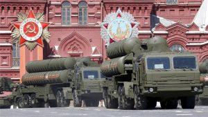 Rusia Gelar Sistem Pertahanan Udara S-400 di Crimea