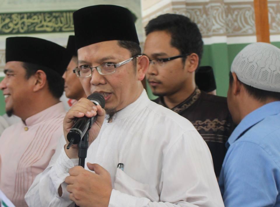 Di Pengujung Ramadhan, Ini Pesan Ustadz Alfian Tanjung dari Balik Penjara