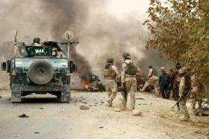 Taliban Rebut Distrik Selatan Sangin saat AS dan Inggris Kehilangan Ratusan Pasukan