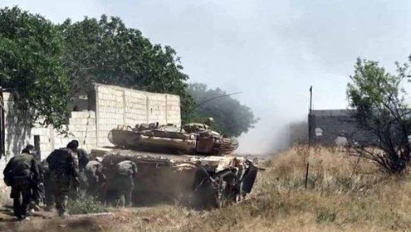 Jubir Jaish al Islam: Pertempuran di Daraa Tewaskan dan Lukai Lebih dari 20 Pasukan Assad