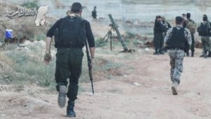Jaysh al-Islam Bunuh Puluhan Pasukan IS di Dekat Damaskus