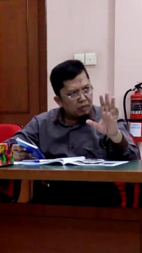 Three Years in Prison, Reaction Ustaz Alfian Tanjung