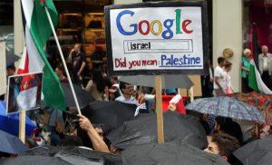 Ratusan Ribu Orang Protes Setelah Google Maps Hapus Peta Palestina Diganti Israel