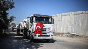 Bantuan Lanjutan Turki ke Gaza akan Diberangkatkan Bulan September