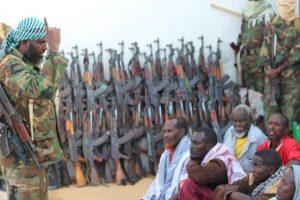 Al Shabaab:  60 Pasukan Pro Pemerintah Menyerah di Somalia Tengah