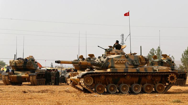 447 Pasukan PYD Tewas dalam Operasi Militer di Afrin