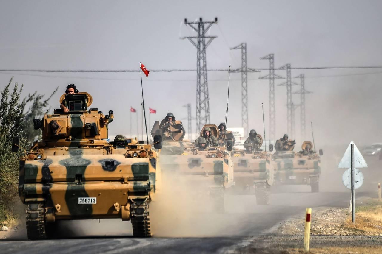 Turki Segera Lancarkan Operasi Militer ke Manbij Jika