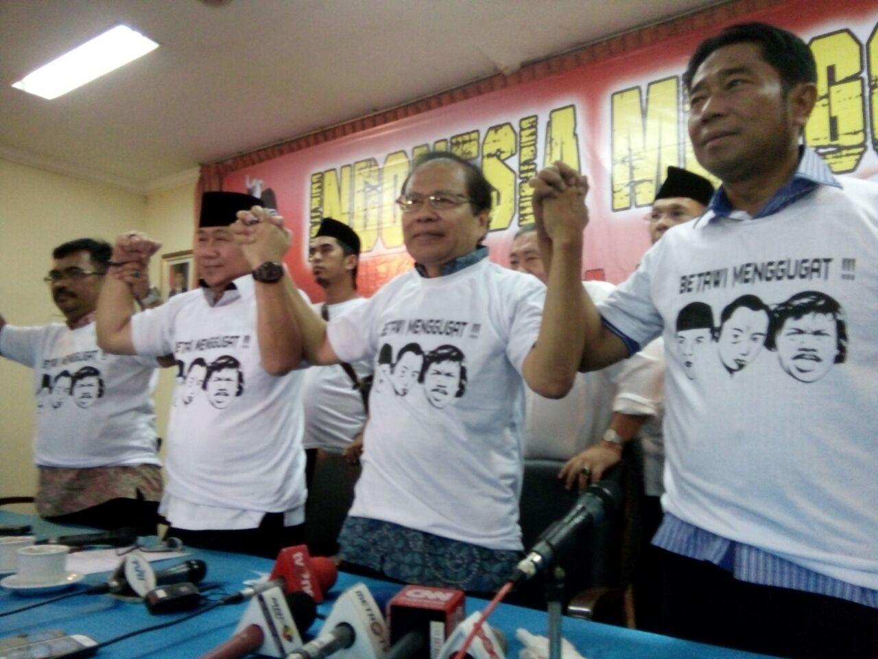 Tak Seperti Sukarno, Ahok Membangun Jakarta Tanpa Mufakat