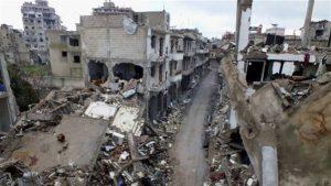 Rezim Syiah Assad Gelar Operasi Militer Baru di Provinsi Homs
