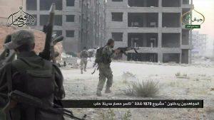 Jabhah Fath al Syam Bunuh 250 Pasukan Rezim Assad dalam Sebulan