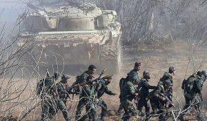 Belasan Pasukan Assad Tewas dalam Pertempuran di Homs dan Damakus