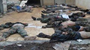 Tepat 6 Tahun Perang Suriah, 67.000 Tentara Assad Tewas, Ini Perinciannya