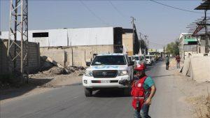 PBB Kirim 20 Truk Bantuan Kemanusian ke Aleppo Melalui Turki