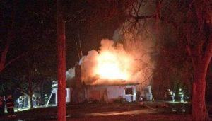 Pembakar Masjid di Florida pada Malam Idul Adha Tertangkap