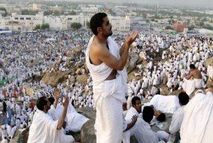 Arab Saudi: 2,3 Juta Kaum Muslim Dunia Ibadah Haji Tahun Ini